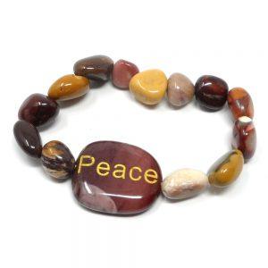 Mookaite Jasper Bracelet All Crystal Jewelry bracelet