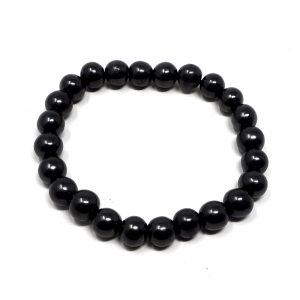 Shungite Bracelet All Crystal Jewelry 9mm bead