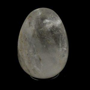 Quartz Egg All Polished Crystals clear quartz