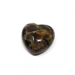 Rhyolite Puffy Heart 30mm All Polished Crystals crystal heart