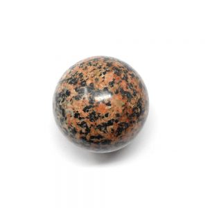 Orange Orthoclase Sphere 40mm All Polished Crystals crystal sphere