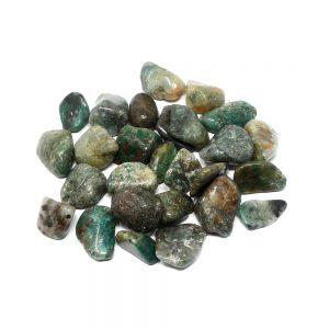 Chrysocolla tumbled 8oz All Tumbled Stones bulk tumbled stones