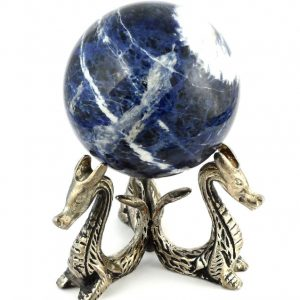 Sodalite, Sphere, 70mm All Polished Crystals sodalite
