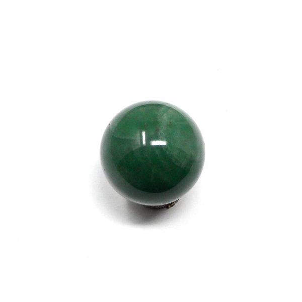 Green Aventurine Sphere 40mm All Polished Crystals aventurine