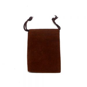 Brown Pouch Small Accessories brown crystal pouch