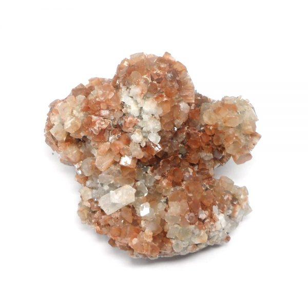 Red Comet Aragonite Cluster All Raw Crystals aragonite