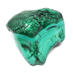 Malachite Part Polished All Polished Crystals malachite
