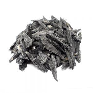 Black Kyanite Blades 16oz All Raw Crystals black kyanite
