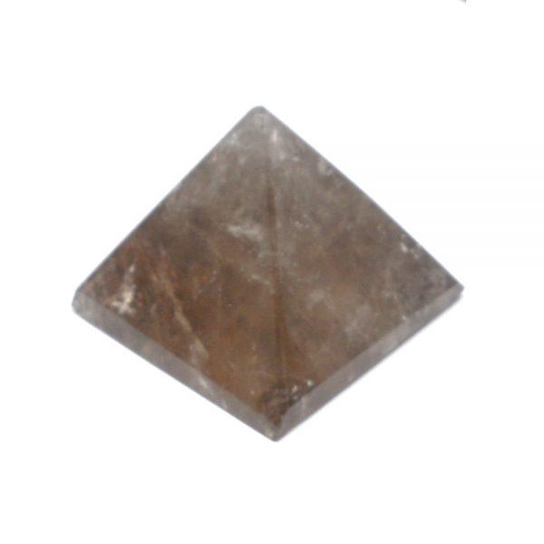 Smoky Quartz Pyramid All Polished Crystals crystal pyramid