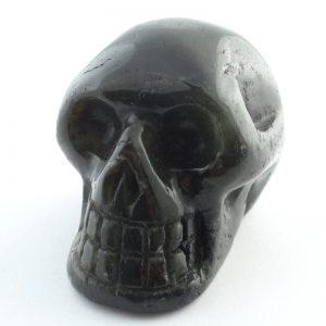Labradorite Skull All Polished Crystals labradorite
