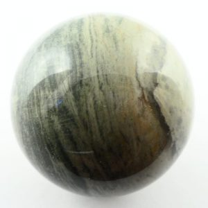 Agate, Silver Lace Sphere, 30mm All Polished Crystals 30mm
