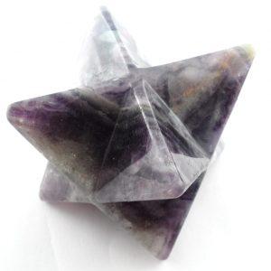 Fluorite Merkaba All Specialty Items fluorite