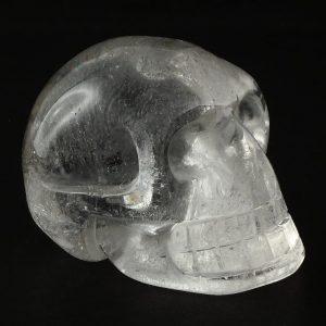 Quartz Clear Skull All Polished Crystals clear quartz