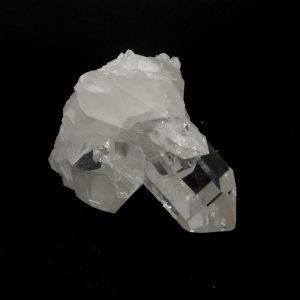 Arkansas Quartz Cluster All Raw Crystals arkansas quartz