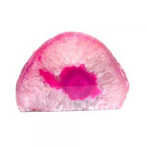 Pink Agate Candleholder Agate Candleholders agate