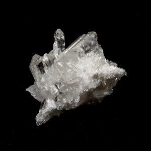 Clear Quartz Cluster All Raw Crystals clear quartz