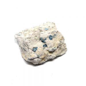 Lazulite, Kyanite, & Pyrite Cluster All Raw Crystals kyanite