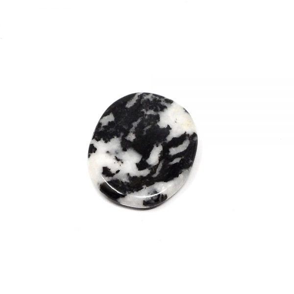 Zebra Marble Soothing Stone All Gallet Items crystal pocket stone