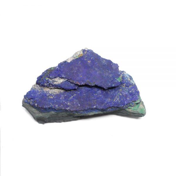 Azurite & Malachite Cluster All Raw Crystals azurite