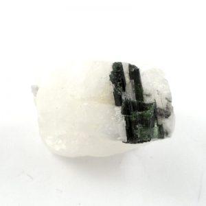 Green Tourmaline in Matrix All Raw Crystals green tourmaline