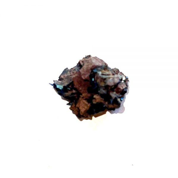 Vivianite in Matrix All Raw Crystals pocket vivianite