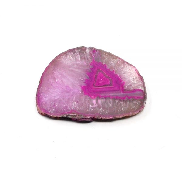 Pink Thick Agate Slab Agate Products agate