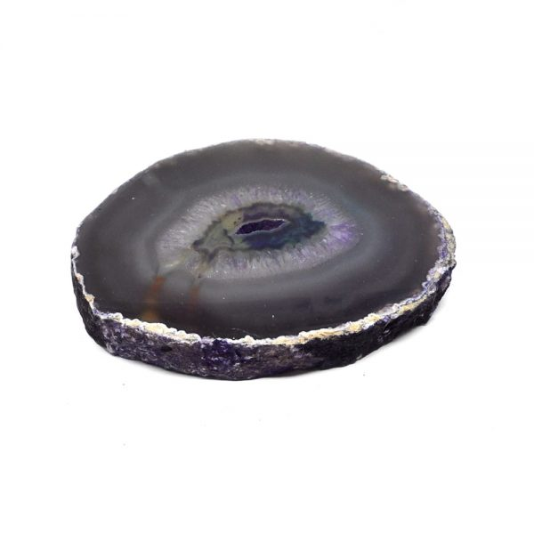 Purple Thick Agate Slab Agate Products agate