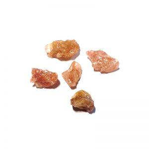 Himalaya Red Azeztulite All Raw Crystals azeztulite