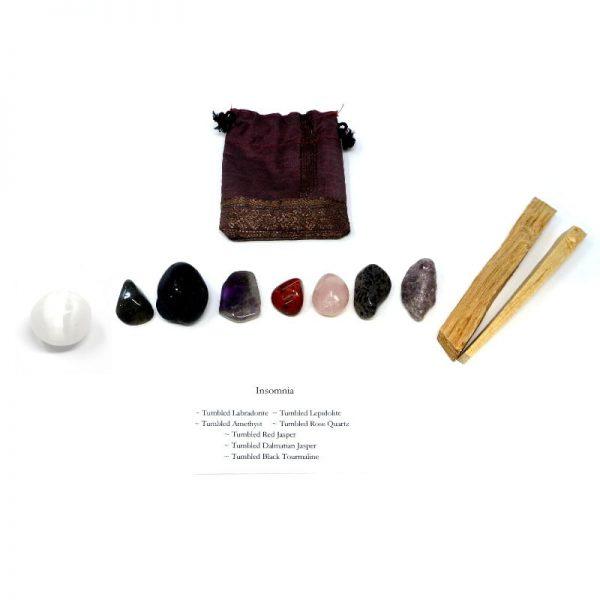 Crystal Kit ~ Insomnia All Specialty Items amethyst