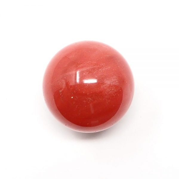 Cherry Quartz Sphere 40mm All Polished Crystals 40mm sphere