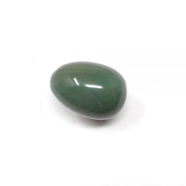 Green Aventurine Egg All Polished Crystals aventurine