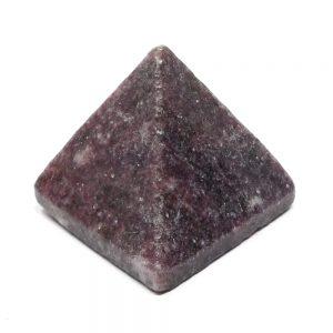 Lepidolite Pyramid All Polished Crystals brazilian crystal