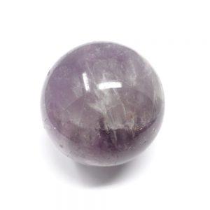 Ametrine Sphere 46mm All Polished Crystals amethyst sphere