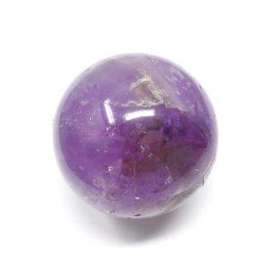 Ametrine Sphere 42mm All Polished Crystals amethyst sphere