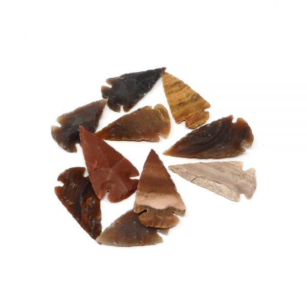Carved Stone Arrowheads md Accessories arrowhead