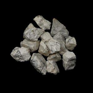 White Howlite raw 16oz All Raw Crystals bulk crystals