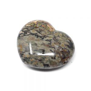 Ocean Jasper Heart All Polished Crystals crystal heart