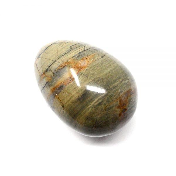 Silverlace Jasper Egg All Polished Crystals crystal egg