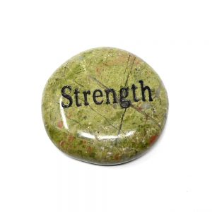 Unakite Pocket Stone All Gallet Items crystal pocket stone