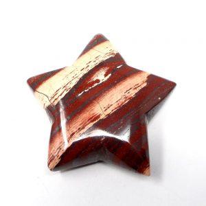 Snakeskin Jasper Star All Specialty Items crystal star