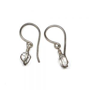 Herkimer Diamond Earrings\][2;/ All Crystal Jewelry crystal earrings