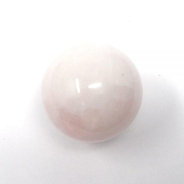 Rose Quartz Sphere 40mm All Polished Crystals crystal sphere