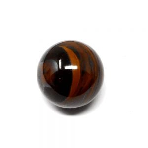 Tiger Iron Sphere 40mm All Polished Crystals crystal sphere