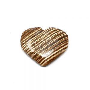 Aragonite Crystal Heart All Polished Crystals aragonite