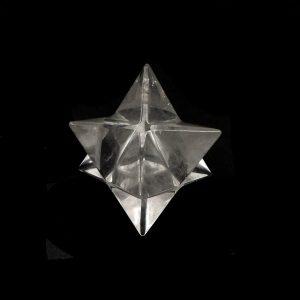 Quartz Crystal Merkaba All Specialty Items clear quartz