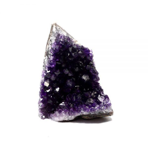 Amethyst Cluster with Cut Base XQ All Raw Crystals amethyst