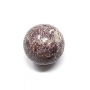 Lepidolite Sphere 50mm All Polished Crystals crystal sphere