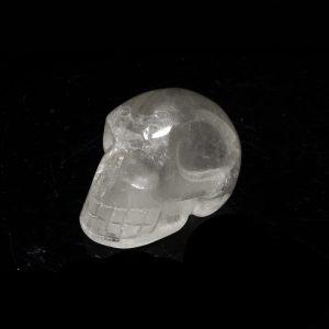 Clear Quartz Skull All Polished Crystals clear quartz