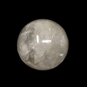 Clear Quartz Sphere 50mm All Polished Crystals clear quartz