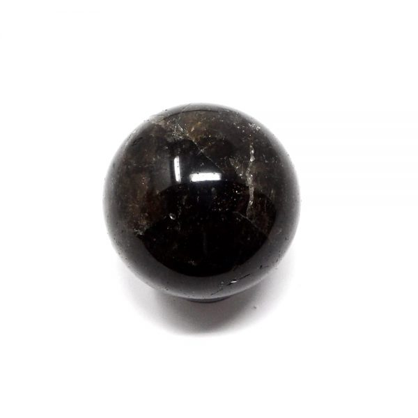 Smoky Quartz Sphere 50mm All Polished Crystals crystal sphere